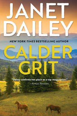 Calder Grit (The Calder Brand #2) Cover Image