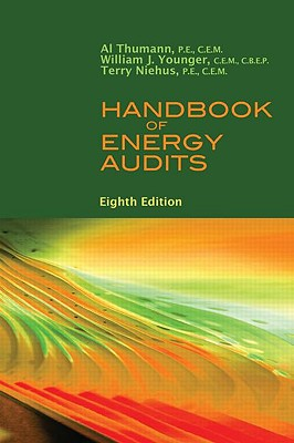 Handbook of Energy Audits Cover Image
