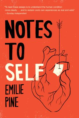 Notes to Self: Essays Cover Image