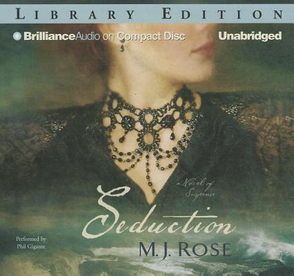 Cover for Seduction (Reincarnationist (Audio) #5)