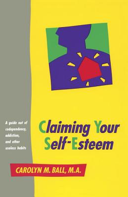 Claiming Your Self-Esteem Cover