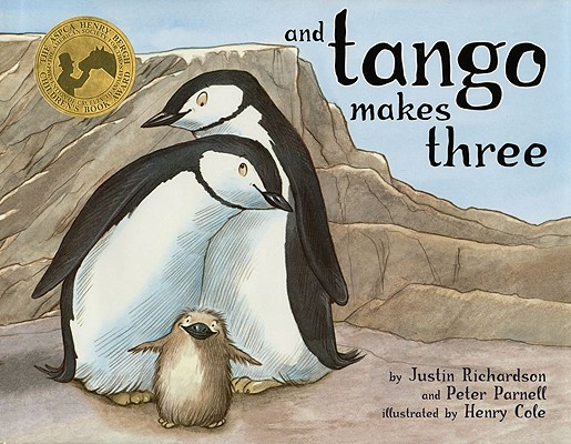 And Tango Makes Three Cover Image