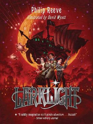 Larklight Cover Image