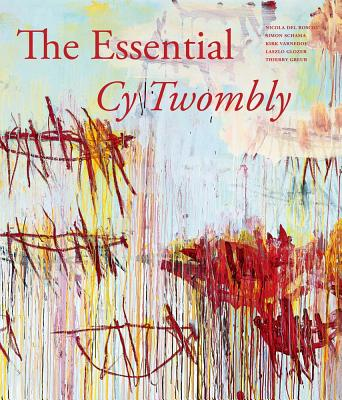The Essential Cy Twombly Cover Image