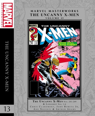 Marvel Masterworks: The X-Men Vol. 13 cover