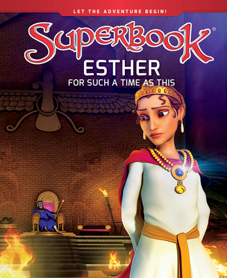 Cover for Esther