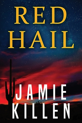 Cover for Red Hail