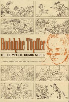 Cover for Rodolphe Töpffer
