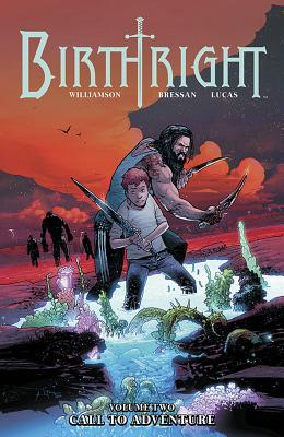 Birthright Volume 2 Cover