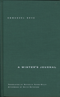 Cover for A Winter's Journal