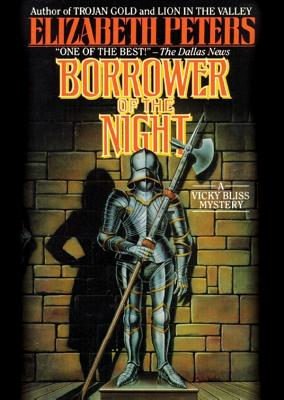 Borrower of the Night Lib/E: The First Vicky Bliss Mystery (Vicky Bliss Mysteries (Audio) #1) Cover Image