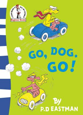 Go, Dog, Go! Cover Image