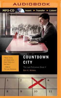Cover for Countdown City (Last Policeman #2)