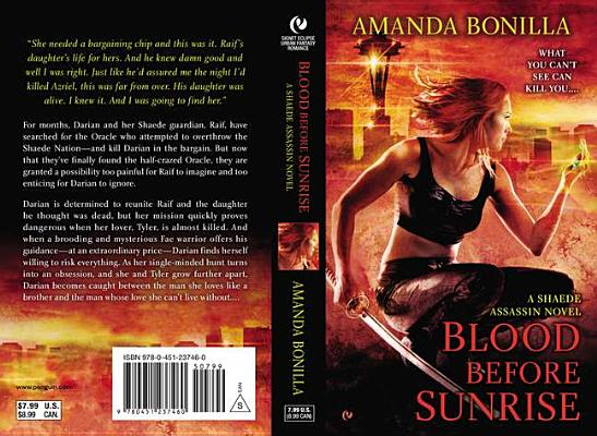 Blood Before Sunrise Cover