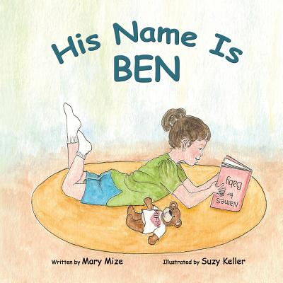 His Name Is Ben Cover Image