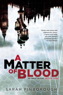 A Matter of Blood Cover