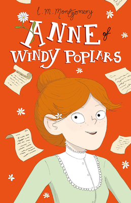 Cover for Anne of Windy Poplars