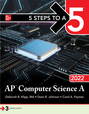 5 Steps to a 5: AP Computer Science a 2022 Cover Image