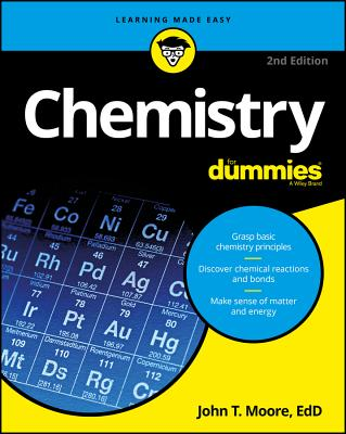 Chemistry for Dummies (For Dummies (Lifestyle)) Cover Image