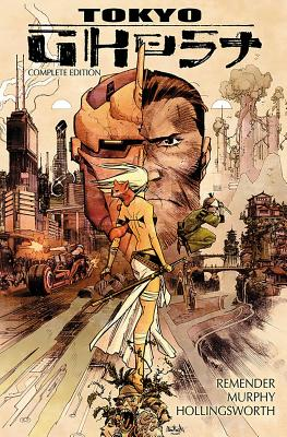 Tokyo Ghost Deluxe Edition cover image