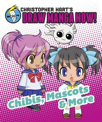 Chibis, Mascots & More Cover