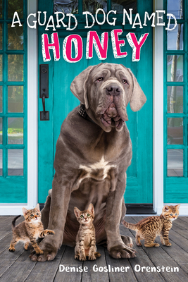 A Guard Dog Named Honey Cover Image