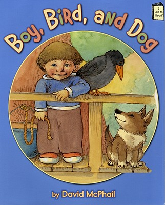Boy, Bird, and Dog Cover