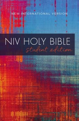 NIV, Outreach Bible, Student Edition, Paperback Cover Image