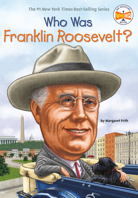 Who Was Franklin Roosevelt? (Who Was?) Cover Image