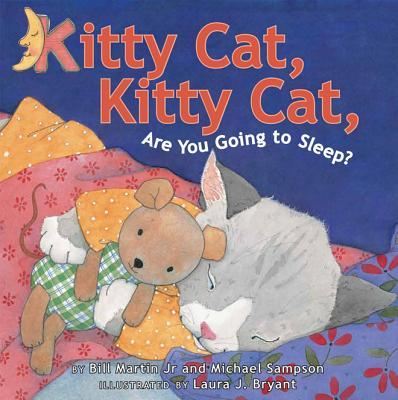 Kitty Cat, Kitty Cat, Are You Going to Sleep? Cover