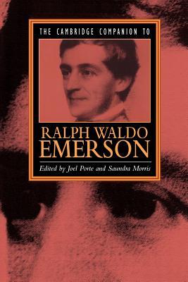 The Cambridge Companion to Ralph Waldo Emerson (Cambridge Companions to Literature) Cover Image