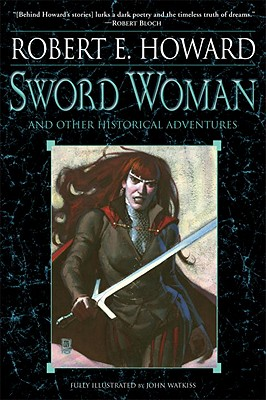 Sword Woman and Other Historical Adventures Cover