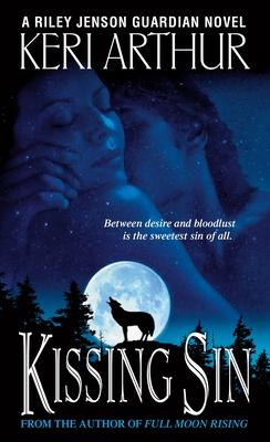 Kissing Sin (Riley Jenson Guardian #2) Cover Image