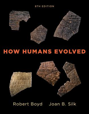 How Humans Evolved Cover Image