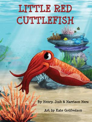 Little Red Cuttlefish Cover Image
