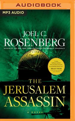 The Jerusalem Assassin Cover Image