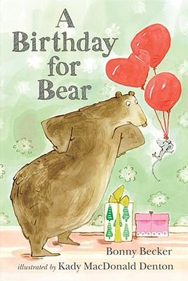 A Birthday for Bear: An Early Reader Cover Image