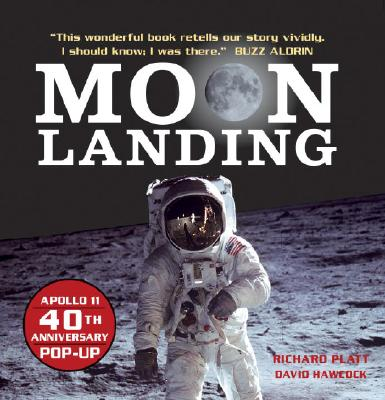 Moon Landing: Apollo 11 40th Anniversary Pop-Up Cover Image