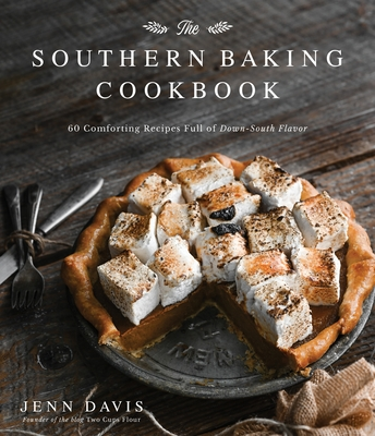 Cover for The Southern Baking Cookbook