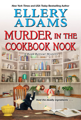 Murder in the Cookbook Nook (A Book Retreat Mystery #7) Cover Image