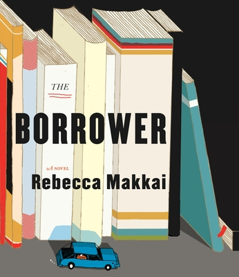 The Borrower Cover