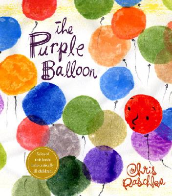 The Purple Balloon Cover