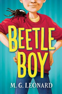 Cover for Beetle Boy