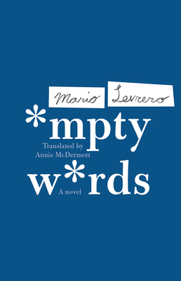 Cover for Empty Words