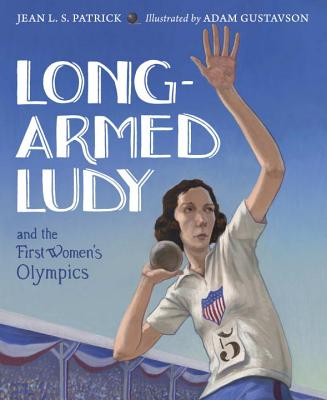 Long-Armed Ludy and the First Women's Olympics Cover Image