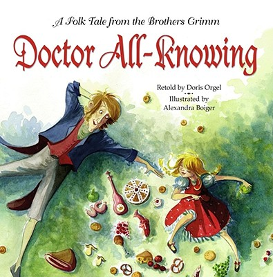 Doctor All-Knowing Cover