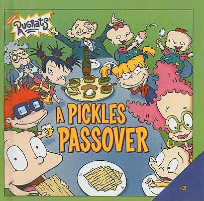 A Pickles Passover (Rugrats (8x8 Tb) #21) Cover Image