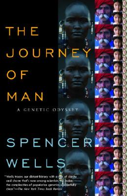 The Journey of Man: A Genetic Odyssey Cover Image