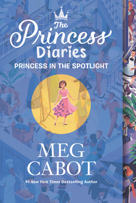 The Princess Diaries Volume II: Princess in the Spotlight Cover Image