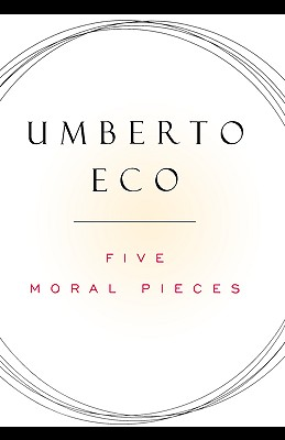 Five Moral Pieces Cover